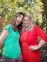 Kira Lewis and Michelle Myers created the blog Sunshine