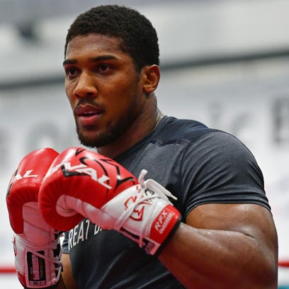 Britain's Anthony Joshua could be savior of stagnant heavyweight division