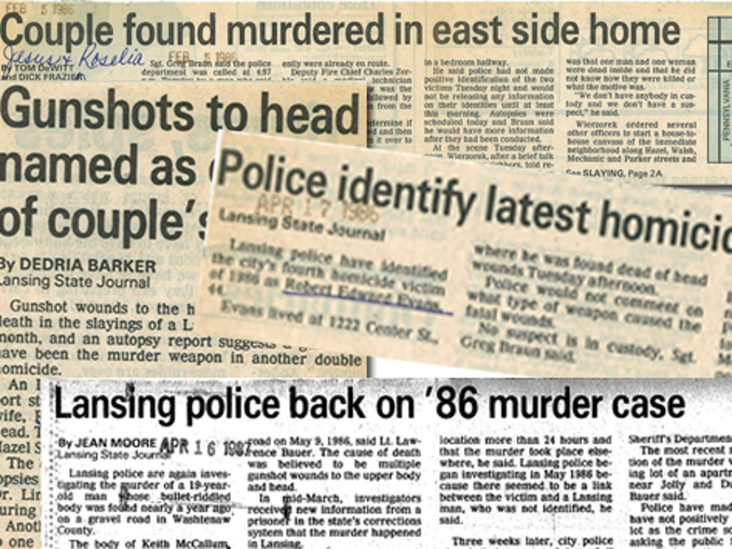 1986 unsolved homicides