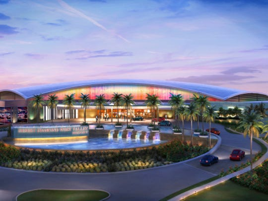The Tohono O'odham Nation's proposed casino project