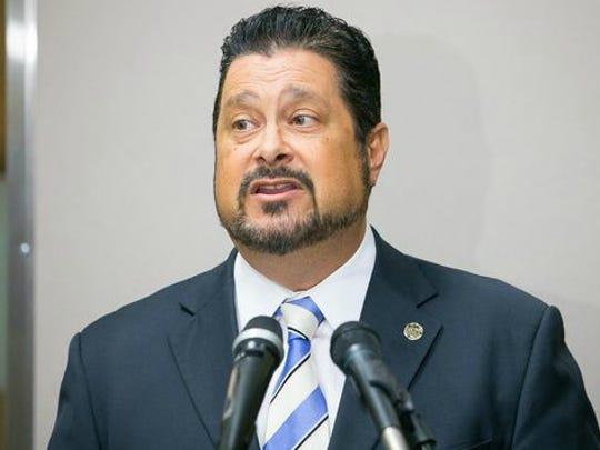 Phoenix Councilman Michael Nowakowski spoke about a