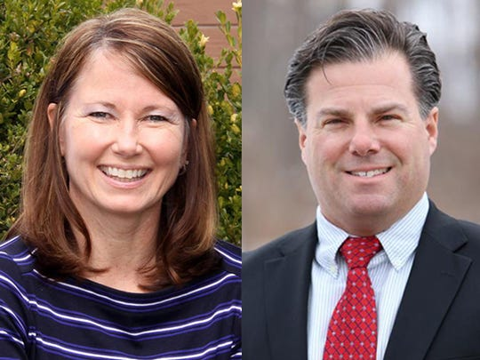Diana Farrington, R-Utica and Michael Notte, D-Shelby Township, are running for the 30th Michigan House district in the 2016 elections.