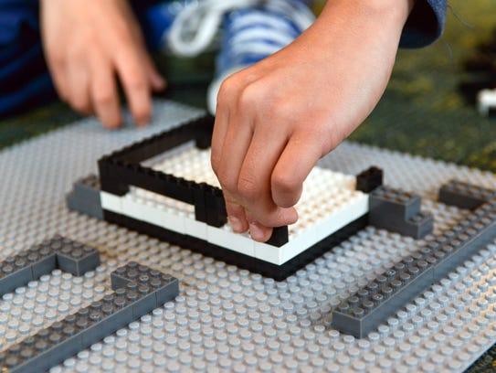 Take The Lego Challenge