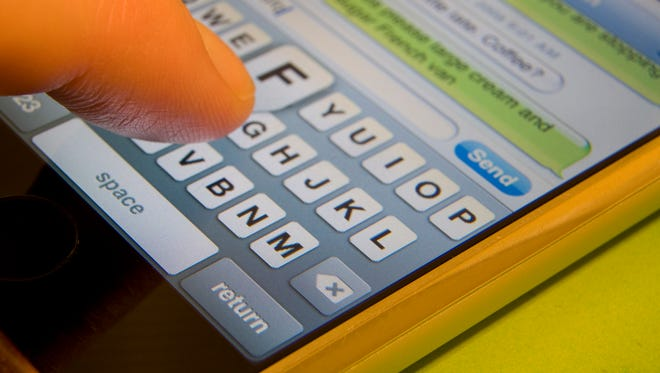 Public officials' text messages are public record if they contain information regarding public business.