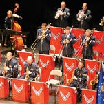 Air Force's 'Shades of Blue' to play free concert at MTSU
