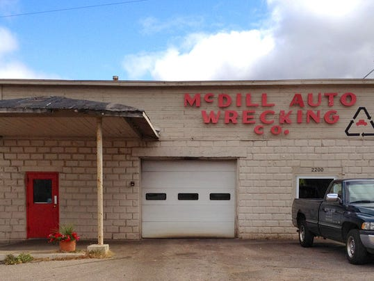 Streetwise mcdill auto wrecking to close saturday for Courtesy motors stevens point