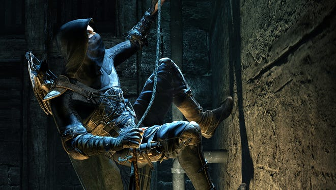 "Despite its issues, the new video game, ""Thief"" is still a fun romp overall."