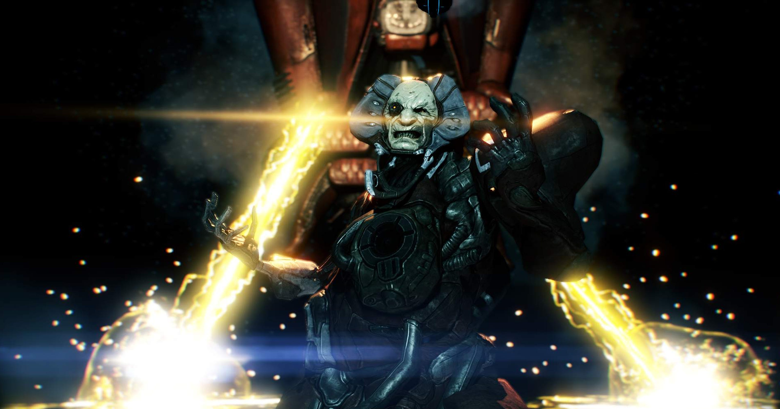 Warframe' a free-to-play sci-fi shooter for PS4
