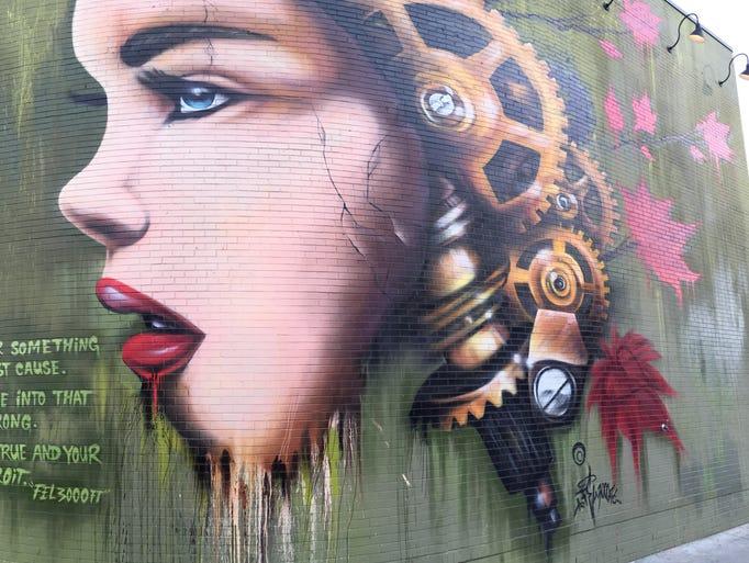 Detroit street art_credit Susan B. Barnes
