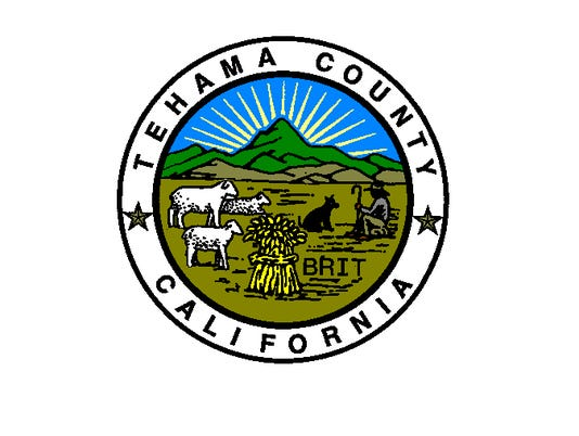 #stockphoto - Tehama County seal