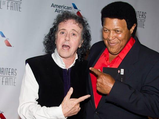 Donovan and Chubby Checker