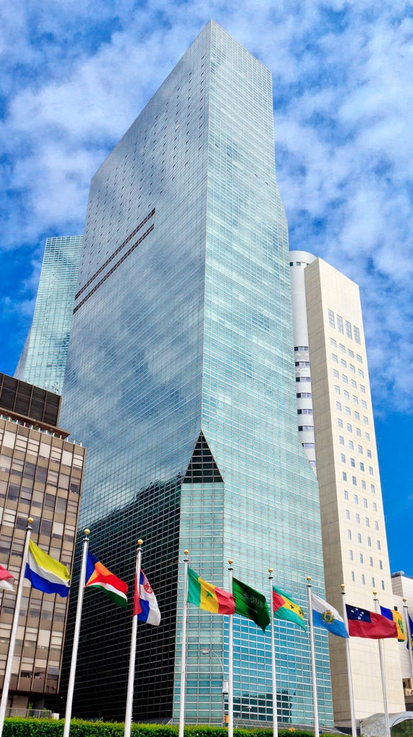 The Millennium Hilton New York One UN Plaza is has