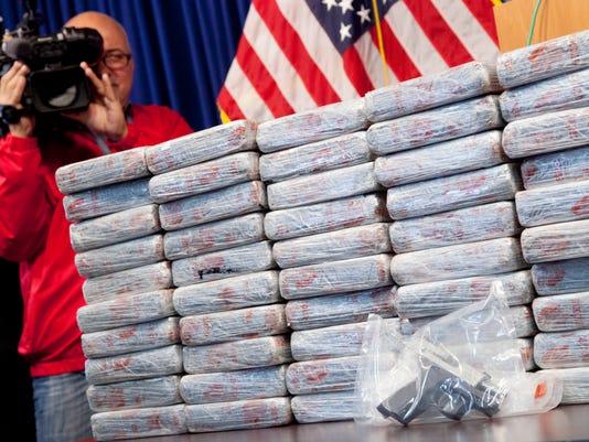 Heroin Record Seizure