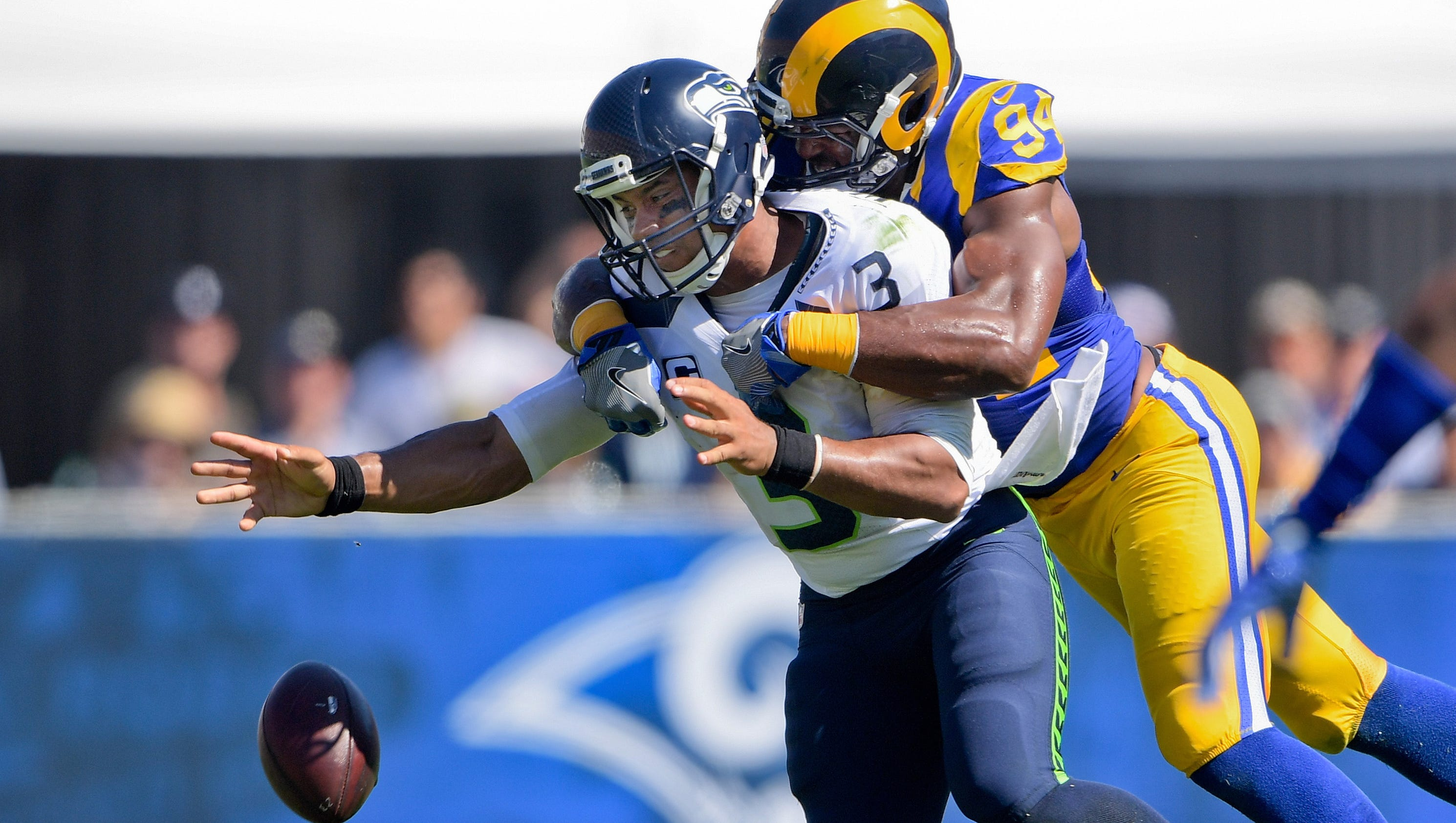 NFL Week 2 overreactions: Is Seahawks offense cause for panic?