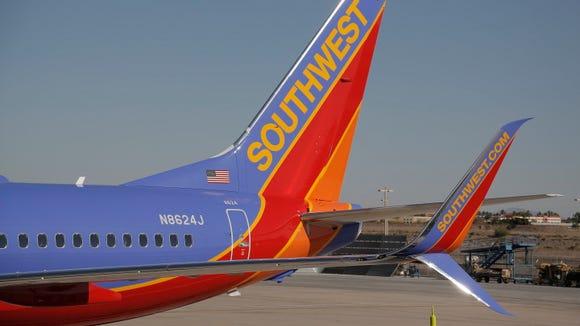 Southwest Flies First 737 With New Split Scimitar Winglets