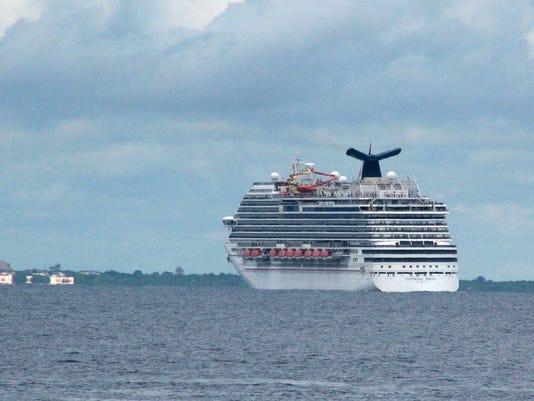 Mexico Ebola Cruise Ship