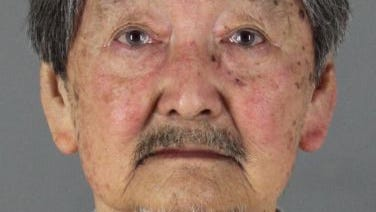 Authorities said Raymond Iwase, 84, of Daly City, Calif., allegedly tried to kill a doctor he believed had made him sick from pain medication he received two years ago.