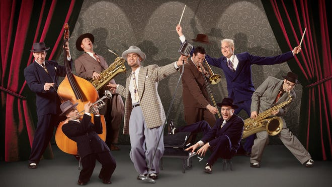 South Milwaukee Performing Arts Center presents Big Bad Voodoo Daddy: Wild & Swingin' Holiday Party at 7:30 p.m. Dec. 7.