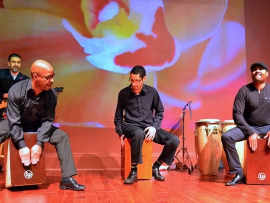 Afro-Peruvian Ensemble Friday, July 6, 8 pm The Afro-Peruvian