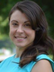 Irondequoit Town Board candidate Nicole Hushla-Re.