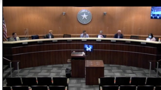 The Round Rock City Council met with some members in person and some on Zoom on July 9 and voted to postpone the May city elections to 2021.