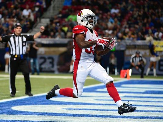 NFL: Arizona Cardinals at St. Louis Rams