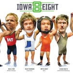 Iowa Eight: Meet the state's cream of the crop in wrestling