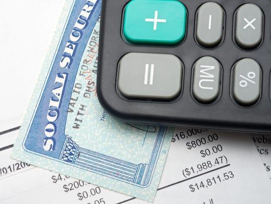 Social security calculation