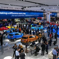 Pictures from the 2018 Detroit auto show: See the reveals