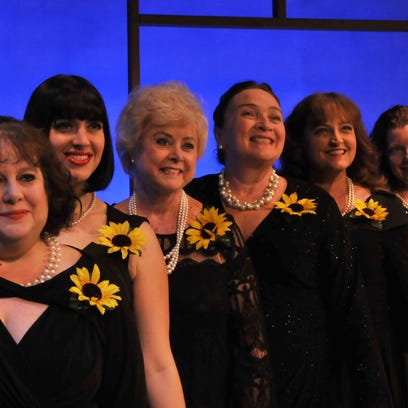 """Calendar Girls"", by Tim Firth, will be performed at"
