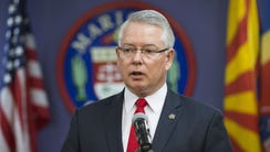Maricopa County Attorney Bill Montgomery.