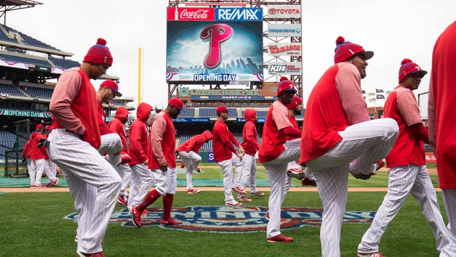 The Phillies are the ninth-most valuable franchise in MLB, according to Forbes.