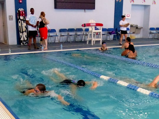 The 4th Annual Autism Awareness Swim-A-Thon takes place