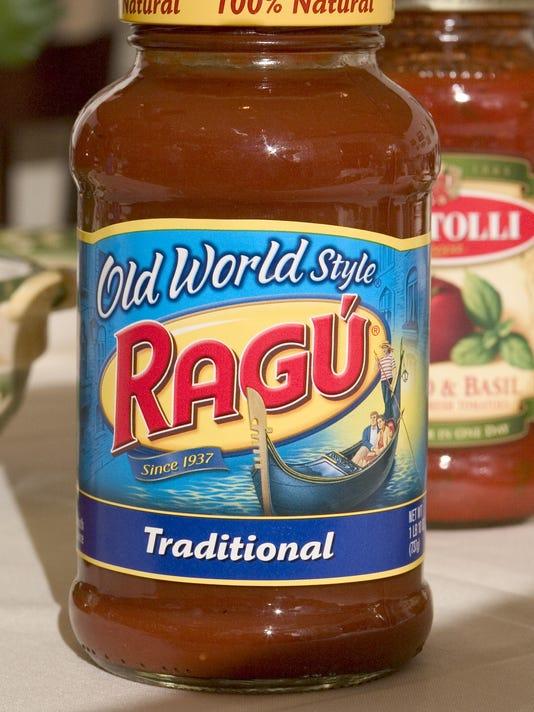 saucetaste 106509 Ragu Pasta Sauce