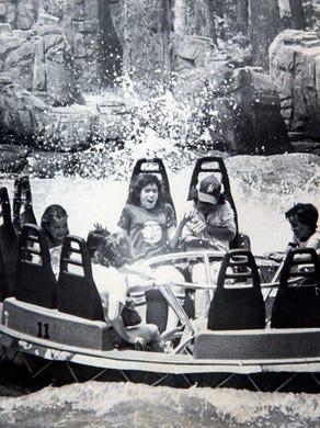 1981: Roaring Rapids, Great Adventure