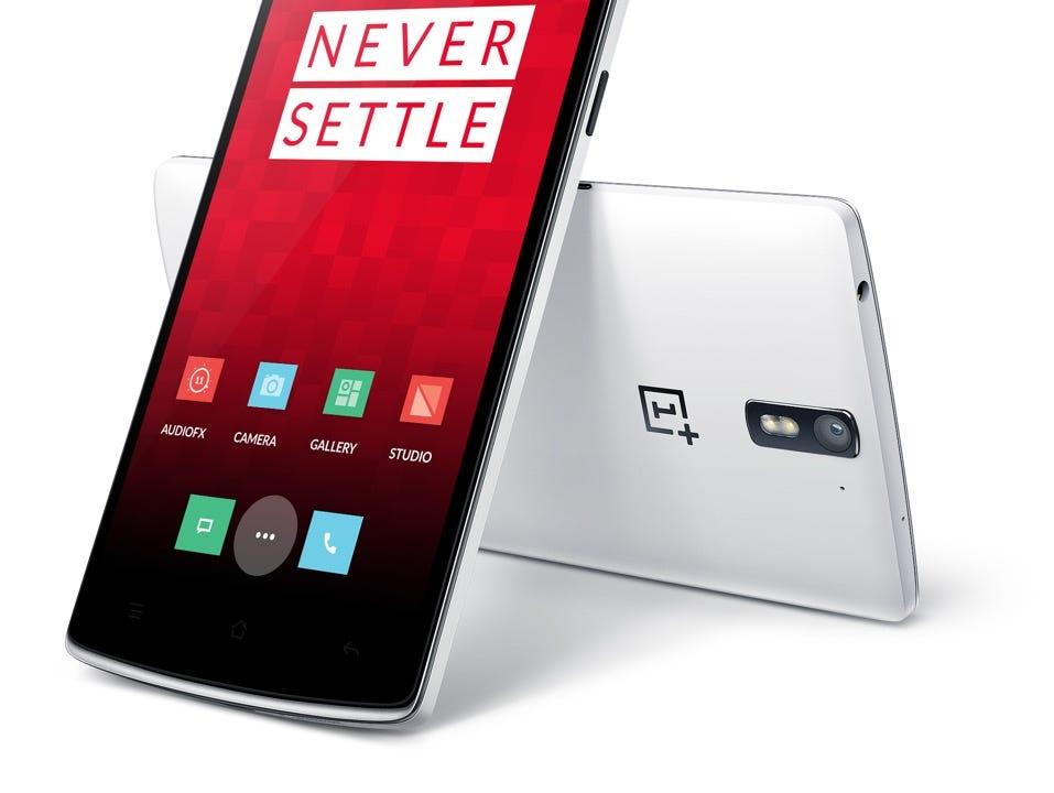 OnePlus's OnePlus One phone