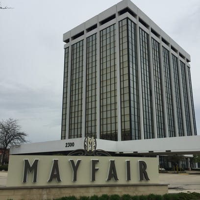 Two new restaurants proposed for site of office tower on Mayfair Road