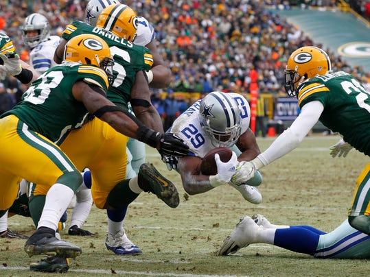 Dallas Cowboys Locker Room Post Game