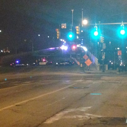 Detroit-Superior Ave Bridge closed in downtown Cleveland