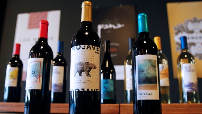 Bright Cellars' total portfolio of wines is about 58, including those from existing wineries and wines that are custom-made.