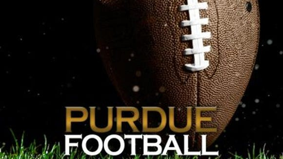 The Boilermakers were scheduled to practice in Indianapolis on Thursday, but called it off because of the weather forecast