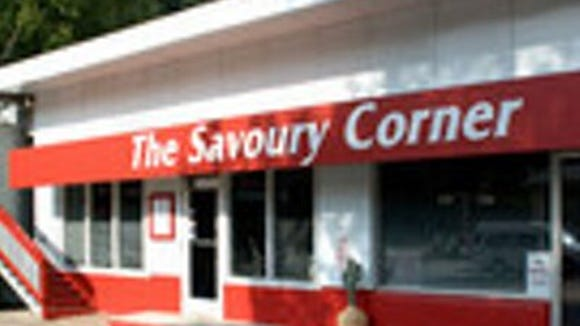 The Savoury Corner has been serving lunch to its devoted Greenville clientele for 30 years.