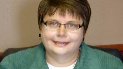 Job and Family Services Director Sharlene Neumann