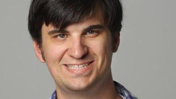 Kentucky beat writer Jon Hale of the Louisville Courier-Journal