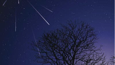 November is a prime month for meteor viewing.