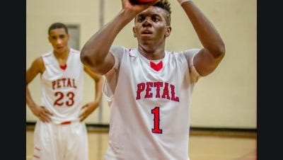Petal forward Tirus Smith committed to Ole Miss on Monday.