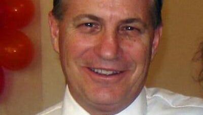 Richard Smith, president of the Brevard Federation of Teachers
