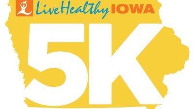 Live Healthy Iowa 5K