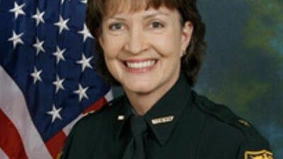 Sheriff Sadie Darnell of Alachua County