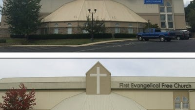 First Evangelical Free Church in south Springfield is now The Springs Church.